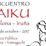 V Encuentro HAIKU en Pamplona