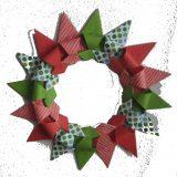 Talleres de origami navideños (para adultos!)