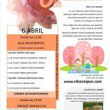 HANAMI- Fiesta de la Primavera 2019