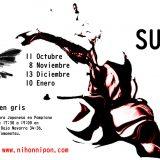 Sumi-e para otoño en Pamplona!