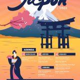 Japón en el Centro Comercial ITAROA